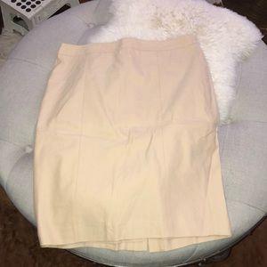 Ann Taylor pencil skirt size 10